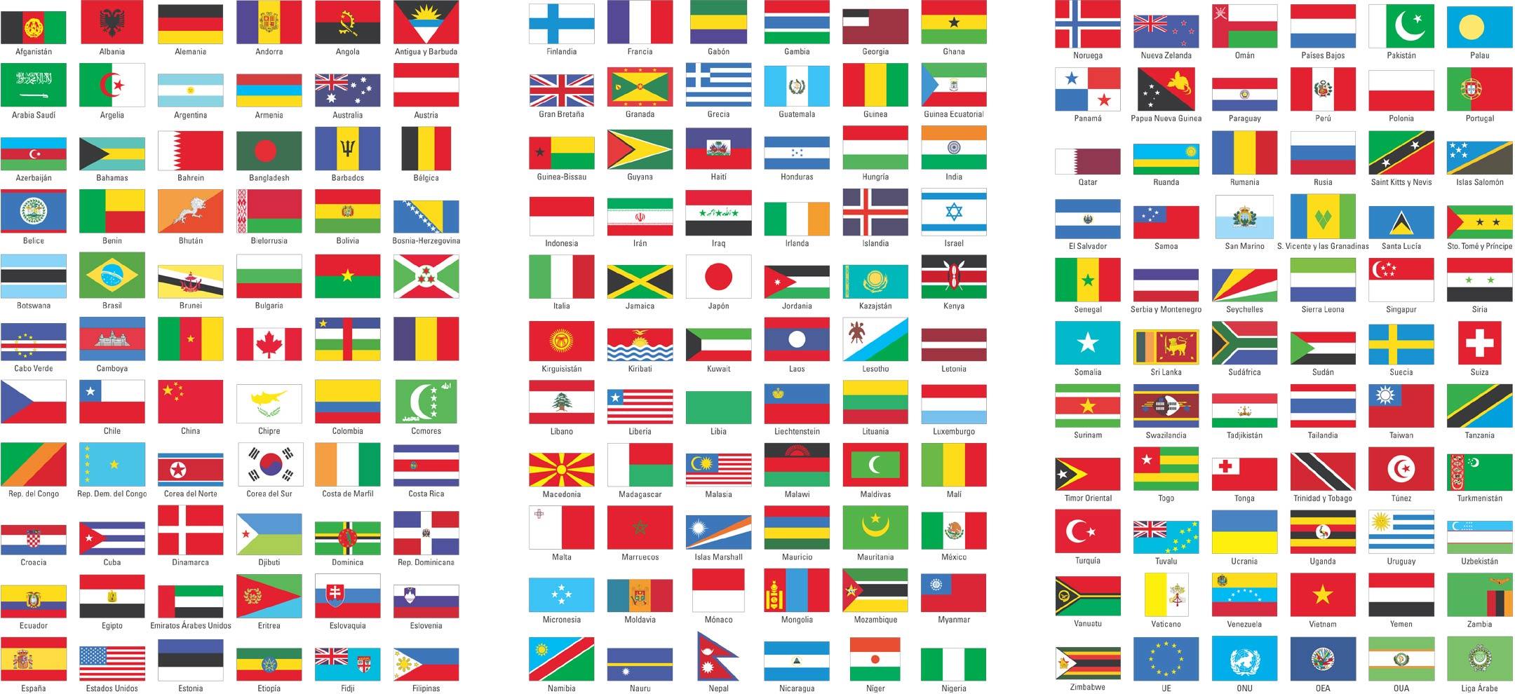 Banderas Del Mundo Infografia Infographic Infographics