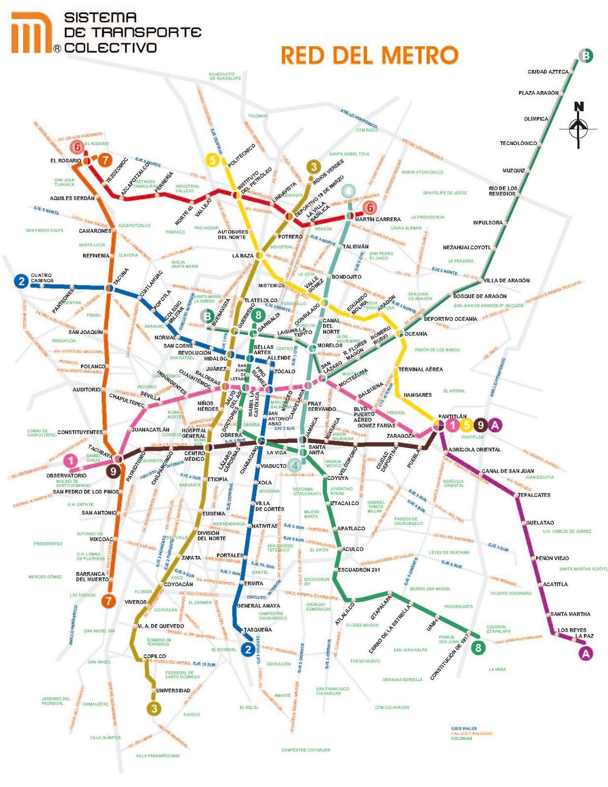 Mexco City Subway Map.Mexico Df Subway Infographic Maps Infographics Infographics
